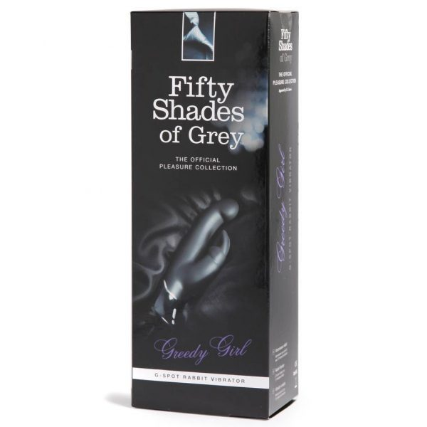Fifty Shades of Grey Rechargeable G-Spot Rabbit Vibrator