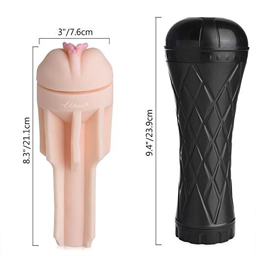 Small Pocket Pussy Silicone Male Masturbation Cup