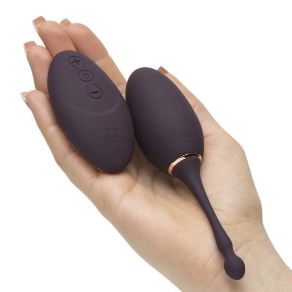 Fifty Shades Of Grey Rechargeable Wireless Bullet Vibrator