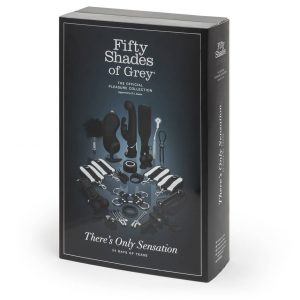 24 Pieces Fifty Shades of Grey Sex Kit