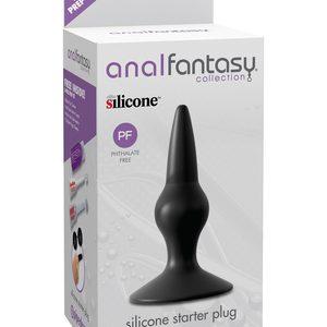 Beginner Silicone Butt Plug