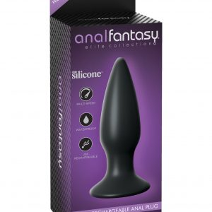 Anal Play Couple Use Fantasy Rechargeable Anal Plug Toys