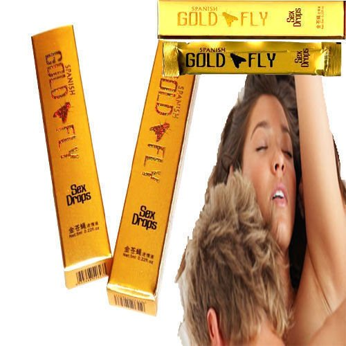 Female Arousal Spanish Gold Fly Sexual Enhancer Drops