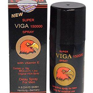 Super Viga 150000 Men Strong Ejaculation Delay Spray