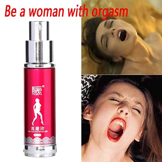 Female Sex Enhancement Spray Drops Libido Booster